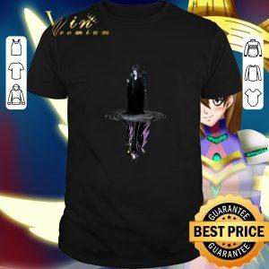 Pretty Maleficent 2019 reflection water mirror Maleficent cartoon shirt