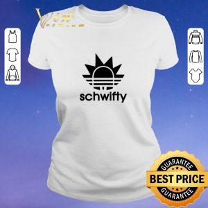 Pretty Schwifty Adidas Rick Sanchez Version shirt sweater