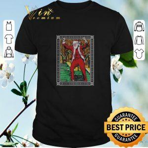 Santa Joker Dancing Ugly Christmas shirt sweater