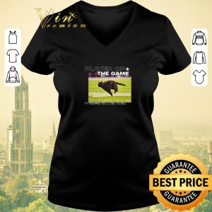 Top Cat player of the game 117 rushing yds 2 tds 9 lives shirt sweater