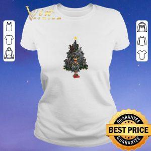 Top Godzilla Christmas Tree shirt sweater