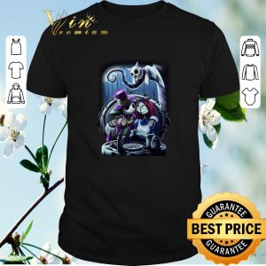 Top Jack Skellington And Sally The Nightmare Before Christmas shirt sweater