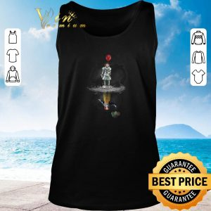 Top Pennywise reflection Water mirror Stephen King's IT The Clown shirt sweater 2020