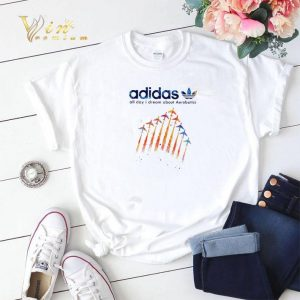 adidas all day i dream about Aerobatics shirt sweater