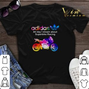 adidas all day i dream about Superbike Racing shirt sweater