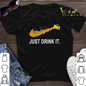 Adidas Beer Just Drink It shirt sweater