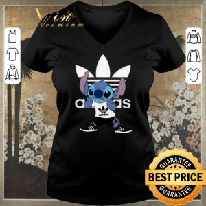 Awesome Adidas Mashup Stitch shirt sweater
