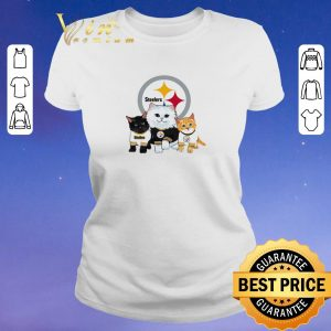 Awesome Cats Pittsburgh Steelers shirt sweater 1