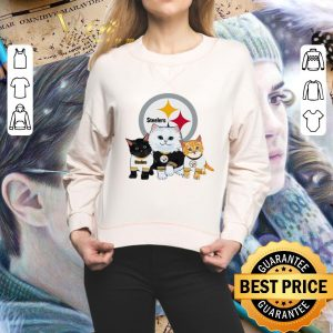 Awesome Cats Pittsburgh Steelers shirt