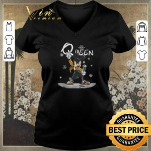 Awesome Christmas Mickey Freddie Mercury Queen shirt