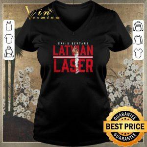 Awesome Davis Bertans Latvian Laser shirt sweater