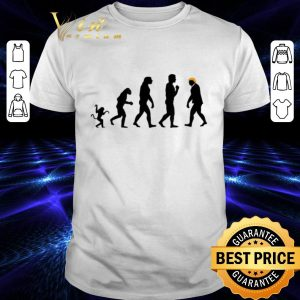 Awesome Evolution Resist Anti Trump shirt