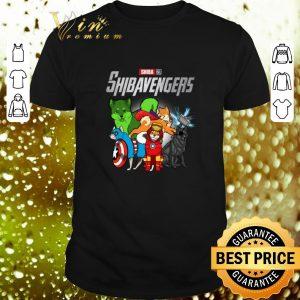 Best Marvel Avengers Endgame Shiba Inu Shibavengers shirt