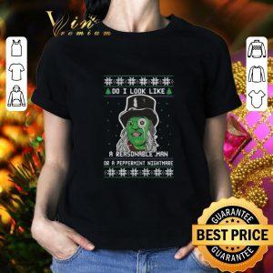 Best Mighty Boosh Do I Look Like A Reasonable Man Ugly Christmas sweater