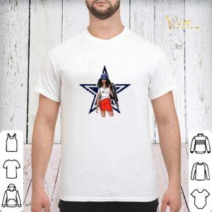 Dallas Cowboys girl fan shirt sweater 2