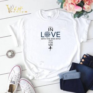 Firefighter I fell in love the man who died for me shirt sweater