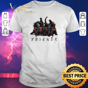 Funny Godzilla Friends all godzillas movies shirt sweater