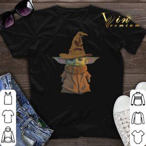 Harry Potter Star Wars Harry Yoda Baby Yoda shirt sweater