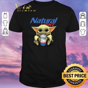 Hot Baby Groot hug Natural Light shirt sweater