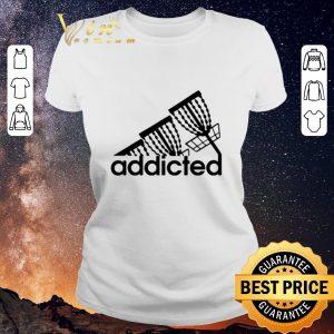 Hot Disc Golf addicted adidas shirt sweater