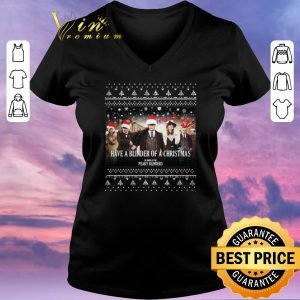 Hot Ugly Christmas Have A Blinder Of A Christmas Peaky Blinders sweater