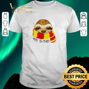Nice Harry Potter Hairy Slother Sloth shirt sweater