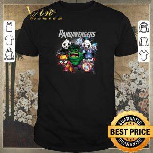 Official Endgame Panda Marvel Pandavengers Avengers shirt