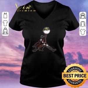 Original Boba Fett Air Jordan Baby Yoda The Mandalorian shirt sweater