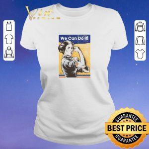 Original Princess Leia We can do it Star Wars shirt sweater