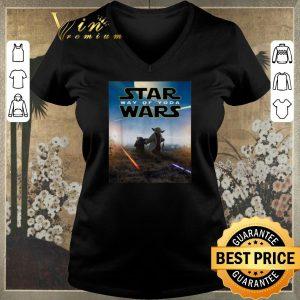 Original Star Wars way of Yoda Poster shirt sweater