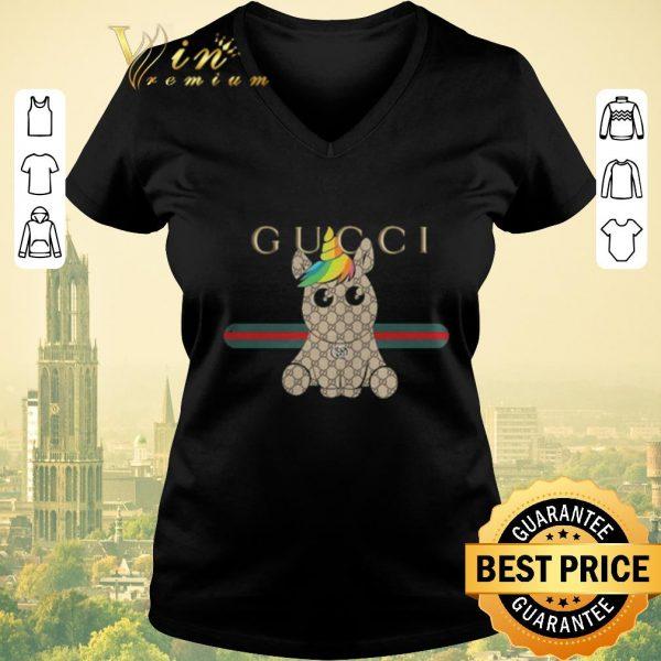 Original Unicorn Gucci Logo shirt sweater