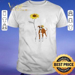 Premium Italian Greyhound You Are My Sunshine Sunflower shirt sweater