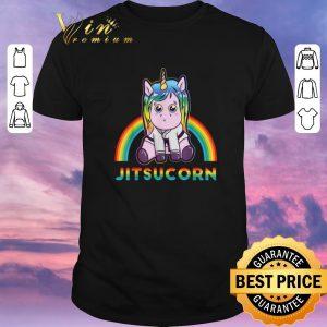 Premium LGBT Jitsucorn Unicorn rainbow shirt sweater