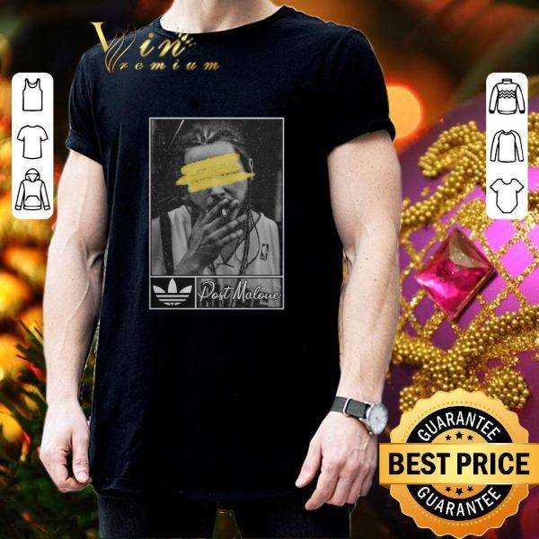 Pretty Adidas Post Malone Smoke Wallpapers Poster shirt