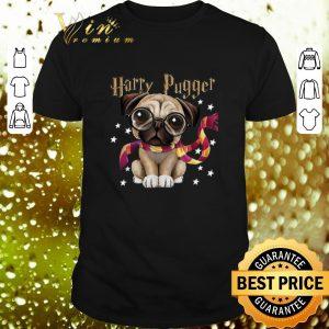 Pretty Harry Pugger Pug dog Mashup Harry Potter shirt