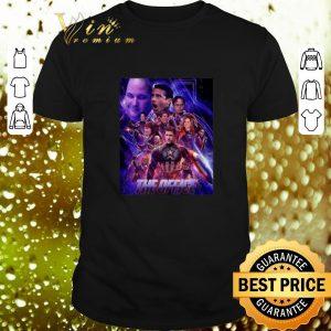 Pretty Marvel The Office Avengers Endgame shirt