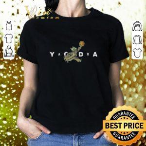 Pretty Yoda Yaoidra Jumpman Air Jordan shirt
