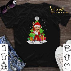 Santa Freddie Mercury Queen Christmas tree gifts shirt sweater