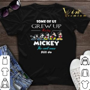 Some of us grew up loving Mickey the cool ones still do Disney shirt sweater