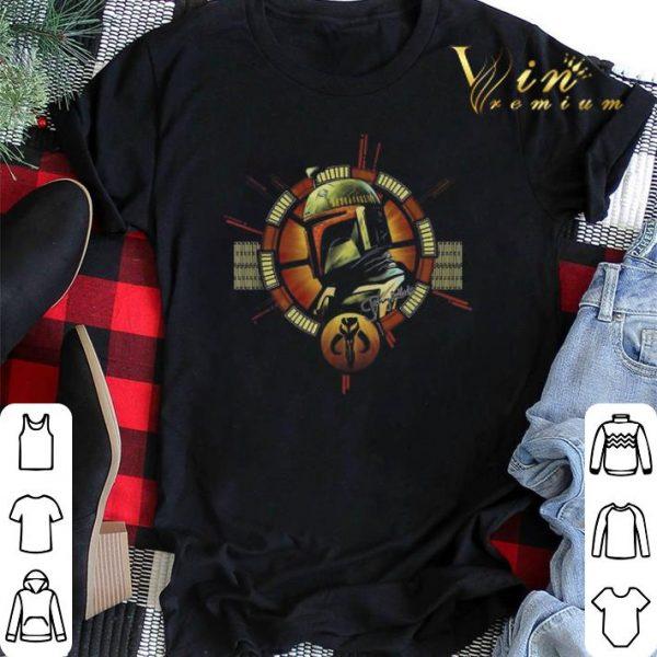 The Mandalorian logo Star Wars shirt sweater