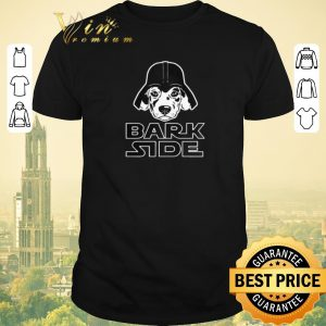 Top Darth Vader Bark Side shirt sweater