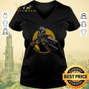 Top The Mandalorian bout that action shirt sweater