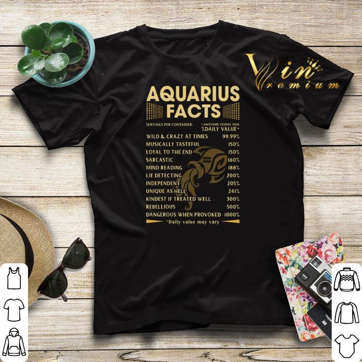 Aquarius facts wild crazy at times musically tasteful sarcastic shirt sweater 4 - Aquarius facts wild crazy at times musically tasteful sarcastic shirt sweater