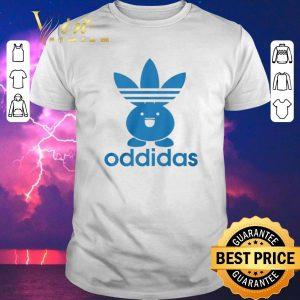 Awesome Adidas Oddidas Oddish Pokemon shirt sweater