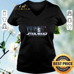 Awesome All signature Star Wars The Rise Of Skywalker shirt sweater