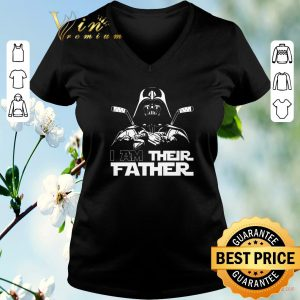 Awesome Darth Vader I am Their Father shirt sweater