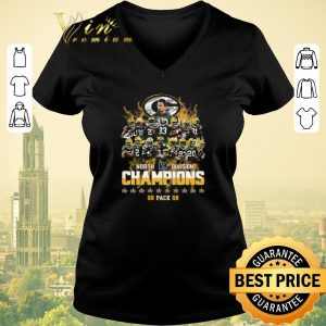 Official Green Bay Packers North Division Champions 2019 shirt sweater
