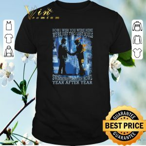 Official Wish You Were Here Lyrics Pink Floyd Delicate Sound Of Thunder shirt sweater