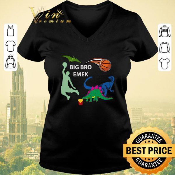 Original Big Bro Emek Basketball shirt sweater