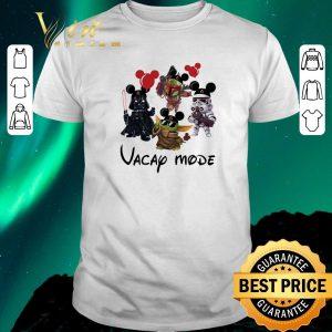Premium Baby Yoda Darth Vader Boba Fett Stormtrooper Vacay Mode shirt sweater